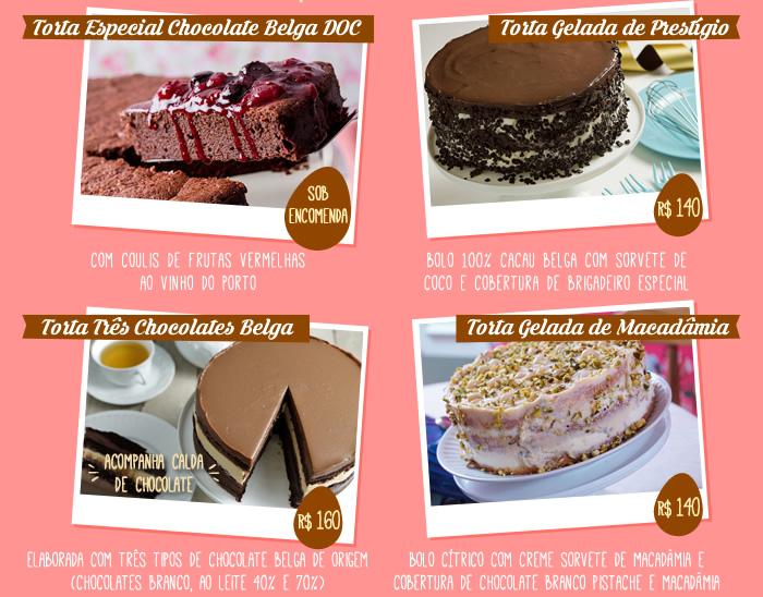 Conheça nossas tortas especiais